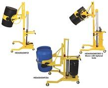 EASYLIFT DRUM DUMPERS WITH MANUAL ROTATION